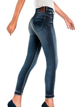PANTALON VAQUERO PUSH IN ( ALTO)