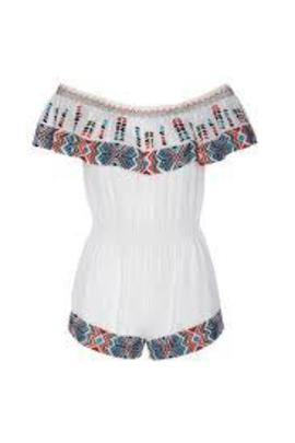 MONOSHORT HIGHLY PREPPY BORDADO