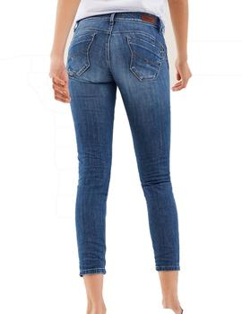 VAQUERO SALSA WONDER PUSH UP CAPRI