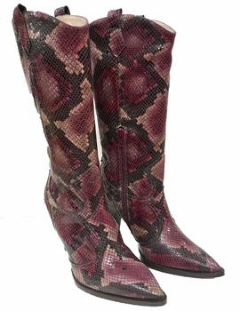 BOTA LODI SERPIENTE COUNTRY CHERRY