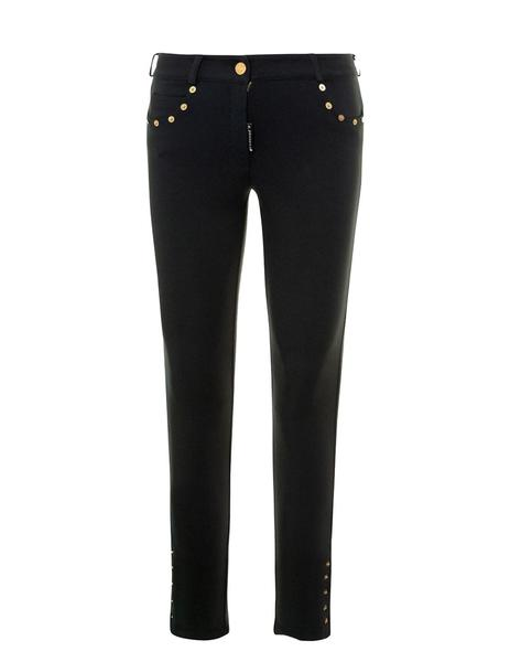 LEGGING HIGHLY PREPPY 5 BOLSILLOS NEGRO