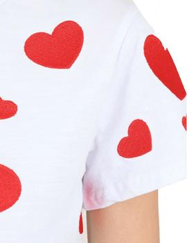 CAMISETA MOLLY BRACKEN CORAZONES