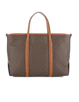 BOLSO MICHAEL KORS TOTE MEDIANO BECK MARRÓN